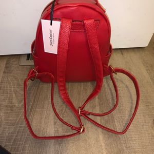 Juicy Couture Bags - Juicy Couture Red purse
